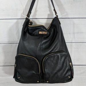 Kate Spade Large Black Bag Purse + Dust Bag